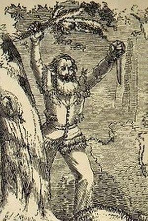 John Turner (fur trapper) - John Turner defending his camp in 1835