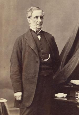 John Young, 1st Baron Lisgar - Image: John Young, 1st Baron Lisgar
