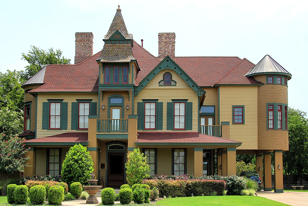 Georgetown (TX) United States  City new picture : The John Leavell House, 803 College Georgetown, Texas, United States ...