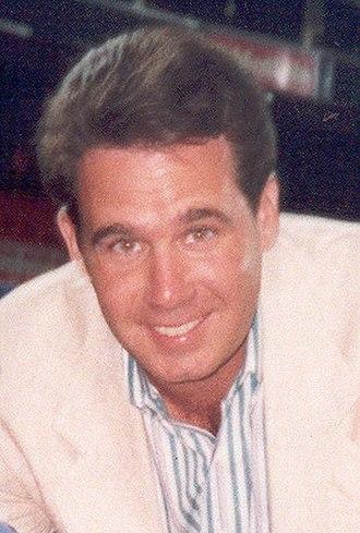 John Kelly (sportscaster) - John Kelly - Hockey Announcer.