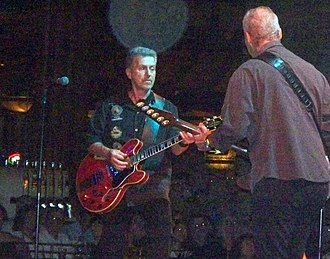 Johnny Rivers - Rivers performing at the Mohegan Sun Casino on June 18, 2011, in Connecticut