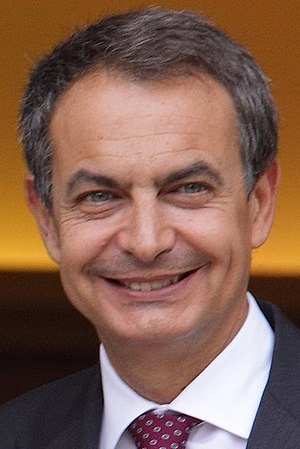 Spanish local elections, 2011 - Image: José Luis Rodríguez Zapatero 2011b (cropped)