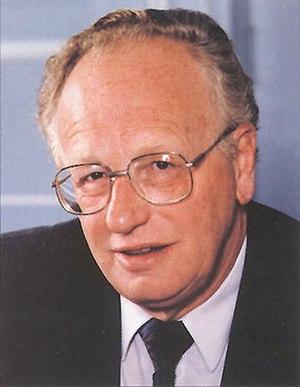 Minister of State (Netherlands) - Jos van Kemenade