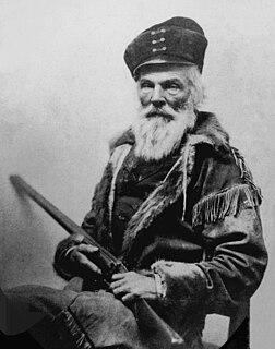 Joseph R. Walker American explorer