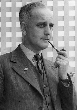 Ralph Hanan - Ralph Hanan, circa 1946