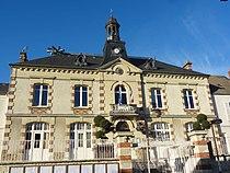 Jouy-le-Moutier (95), mairie, Grande rue.jpg