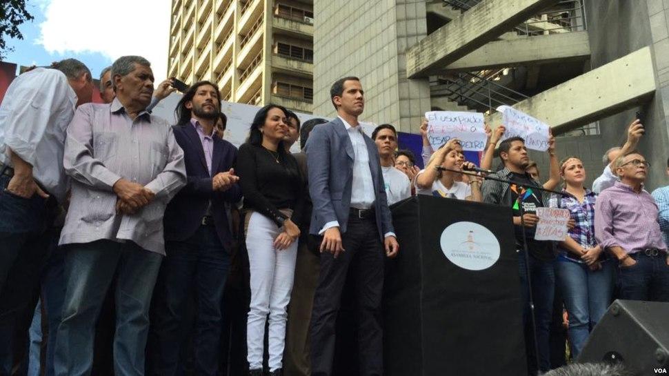 Juan Guaidó open cabildo 11 January 2019