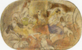 JulesPascin-1906-Girls and Dogs.png