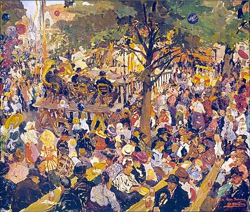 Jules De Bruycker - De Lochte Genteneers