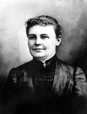 Miami-Dade County, Florida - Julia Tuttle (1849–1898), the founder of Miami