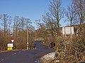 Junction A735, Stewarton - geograph.org.uk - 1713652.jpg
