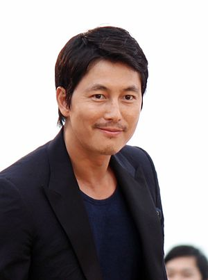 Jung Woo-sung - Jung Woo-sung at BIFF in 2013