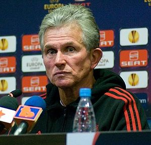 El Viejo Clásico - Jupp Heynckes managed both clubs