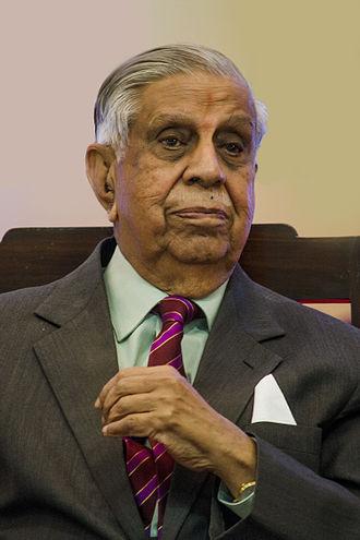 M. N. Venkatachaliah - Image: Justice M. N. Venkatachaliah BNC