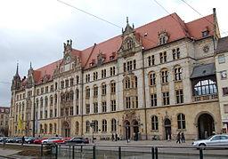 Justizzentrum Magdeburg