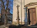 Kříž v Sovinci před kostelem (Q72849631) 01.jpg