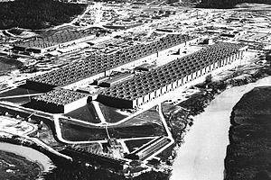 Ralph Landau -  The K-25 building of the Oak Ridge Gaseous Diffusion Plant