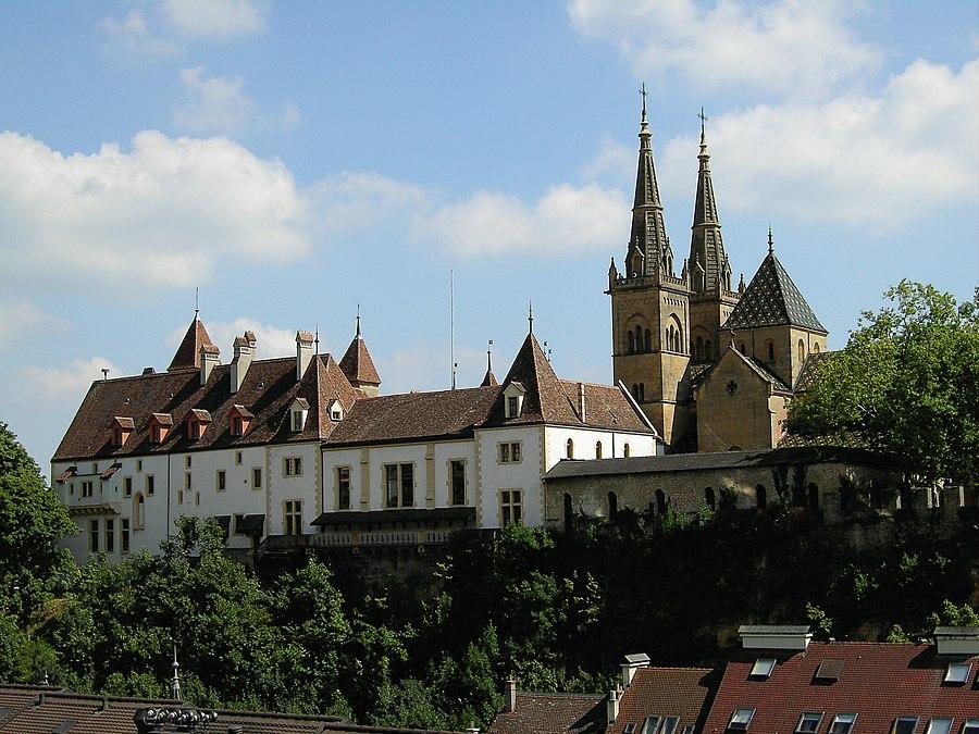Neuchâtel Castle