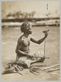 KITLV 12049 - Kassian Céphas - A maker of krisses (ritual swords) at work, presumably at Yogyakarta - Around 1880.tif