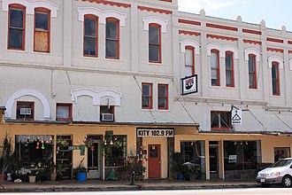 KITY - Image: KITY Studios Llano Texas