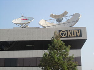 KLTV - KLTV's studios on West Ferguson Street in Downtown Tyler.