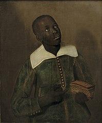 Diego Bemba,  a Servant of Don Miguel de Castro