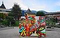 KUNSTradln 2020 Millstatt 01, Kärnten.jpg