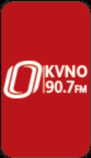 KVNO - Image: KVNO app