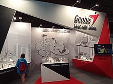 KYE Genius at Taiwan Design Expo 20130925.jpg