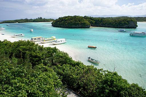 Kabira Bay Ishigaki Island41s3s4500