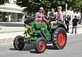 Kaelble Traktor -1- Oldtimerumzug in Aidenbach - 2012.JPG