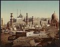 Kairo, les tombeaux des Mameluks LCCN2017657140.jpg