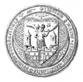 Kalisz seal from XV century.PNG