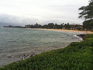 Kihei, Hawaii - Image: Kamaole Beach Park I Maui