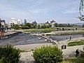 Kamogawa Delta from the east bank.jpg