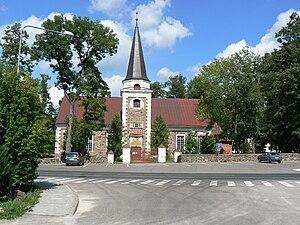 Kanepi Parish - Kanepi church