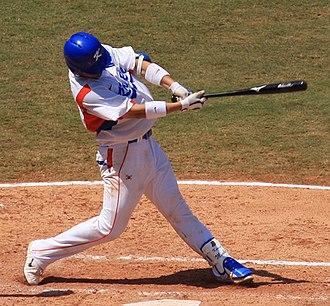 South Korea national baseball team - Kang Min-Ho