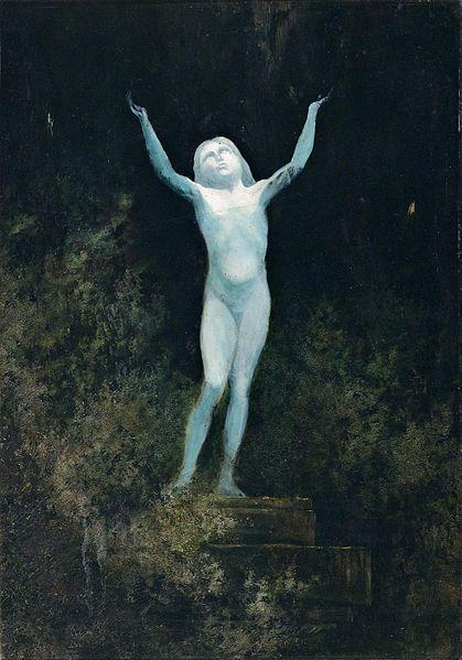 Die Erscheinung oder Ein siderischer Körper