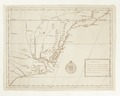 Karta över trakterna omkring Rio de la Plata och Rio i Argentina. Upprättad 19 juli 1776 - Skoklosters slott - 98109.tif