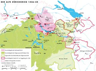 Old Zürich War war