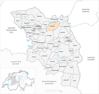 Aarwangen,  Bern, Schweiz
