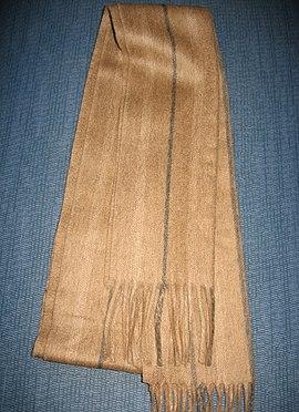 Sjaal van kasjmier
