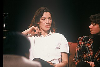 Katharine Hamnett British fashion designer