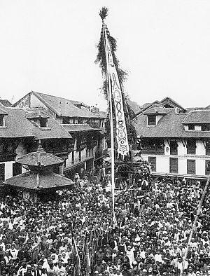 Kathmandu.