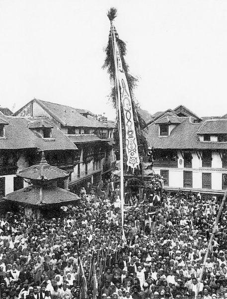 Seto Machindranath Ratha Jatra