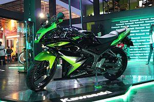 Kawasaki Ninja - 2015 Ninja ZX-150RR