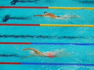 Swimming at the 2015 World Aquatics Championships – Men's 800 metre freestyle - Sun and Paltrinieri swim to medals