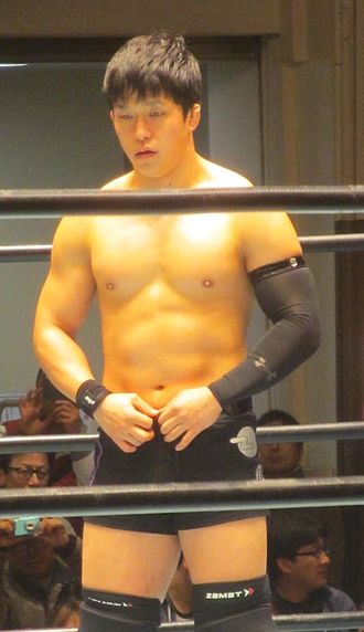 Big Japan Pro Wrestling - Kazuki Hashimoto