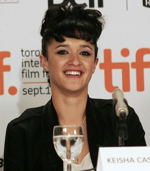 Fitxer:Keisha Castle-Hughes at TIFF 2009 cropped.jpg