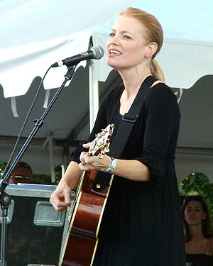 Kelly Willis - Kelly Willis at the Austin City Limits Music Festival, 2007.